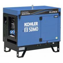 Groupe électrogène Portable Power DIESEL 15 LC TA SILENCE C5 SDMO