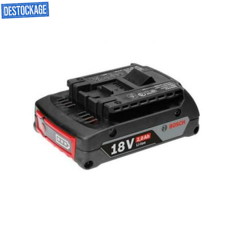 Batterie GBA Bosch 18V 2,0 Ah technologie CoolPack