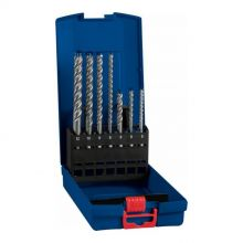 COFFRET 7 FORETS pour perforateur Expert SDS plus-7X - 2608900195 Bosch