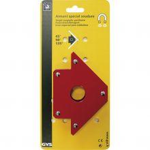 Positionneur soudure magnétique P19.90 - 044203 GYS