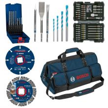 KIT Construction Universel + 1 sac Bosch - 061599760Y Bosch