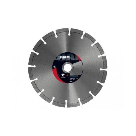 Disque à tronçonner diamant universel BS50 maçonnerie ø125 mm