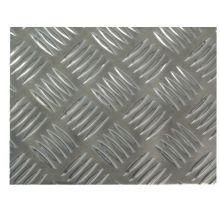 Tôle plate en aluminium épaisseur 3 mm 1000x500 mm