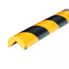 Profilé flexible de protection A à la coupe