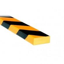 Profilé flexible de protection D à la coupe