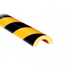 Profilé flexible de protection R30 à la coupe