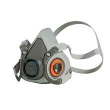 Demi-masque bi-filtres réutilisable 3M 6200
