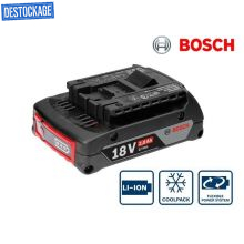 Batterie GBA Bosch 18V 2,0 Ah technologie CoolPack