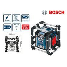 Chargeur radio / radio de chantier 360° GML 50 Bosch