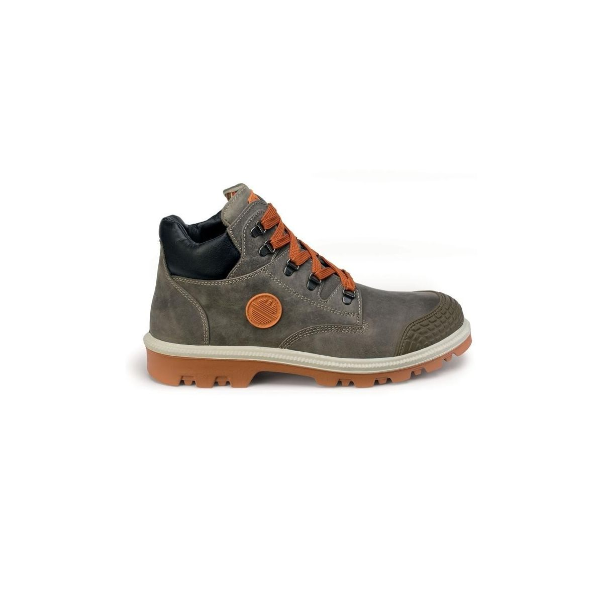 pas mal 6e9b7 8988a Chaussures de sécurité haute DIGGER DINT S3 HRO SRC argile
