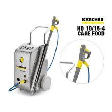 Nettoyeur haute pression HD 10/15-4 Cage Food 1.353-908.0 Karcher