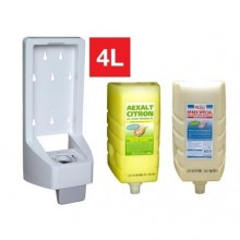Distributeur pour cartouche de savon Aexalt