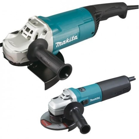 Ensemble de 2 machines (GA9060 + 9565CR)Makita