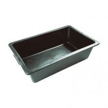 auge plastique noir 3 litres