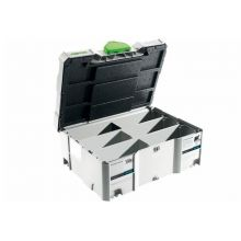 Caisse SYSTAINER T-LOC SORT-SYS 2 TL Domino Festool
