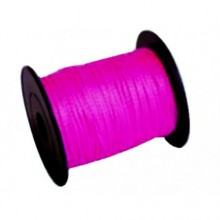 cordeau nylon tressè fluo