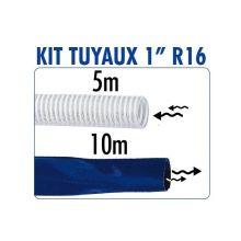 Kit tuyaux pour motopompes 1 SDMO R16