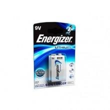 Pile 9V Ultimate Lithium Energizer - B1