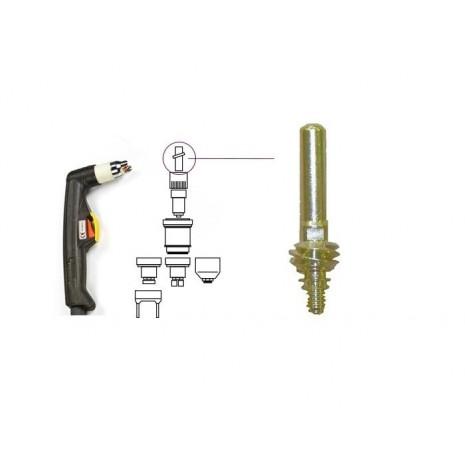 Électrode encombrement réduit pour torche LC105