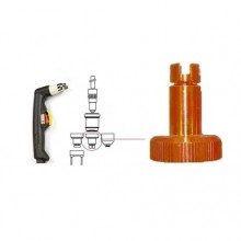 Protection tuyère encombrement réduit pour torche LC105