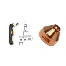 Protection tuyère gougeage pour torche LC105