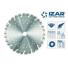 Disque diamant soudé laser forme N Izar ø125 x 22.23