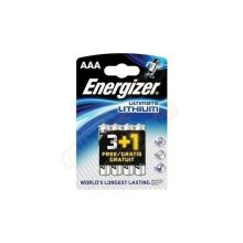 Pile Ultimate Lithium Energizer AAA 1,5V