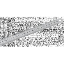 1000 mm metrique reglet inox 1 face dela.1056.1000 Facom