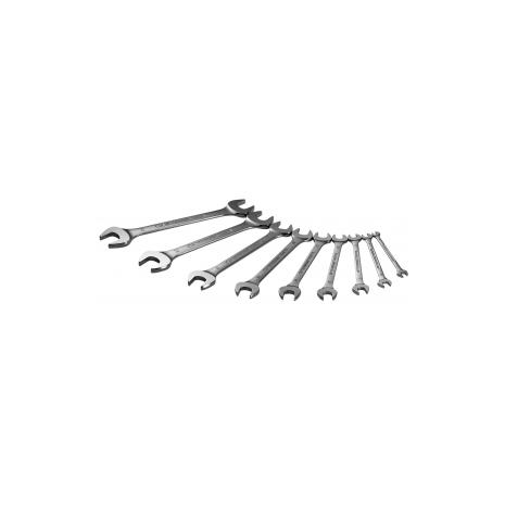 Jeu de 8 cles a fourche en mm 44.je8 Facom