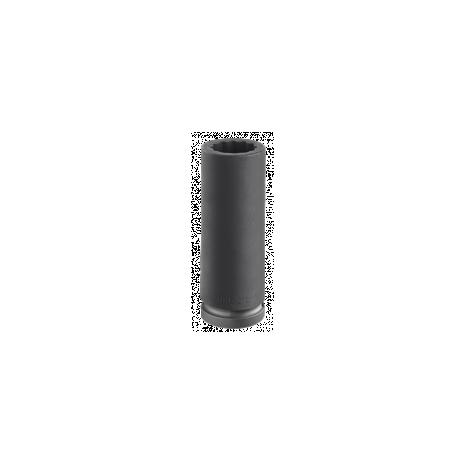 Douille impact longue 12 pans 19 mm nkd.19l Facom