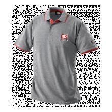 Polo gris taille s vp.pologr-s Facom