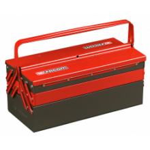 Boîte à outils métallique 5 cases BT.11A Facom