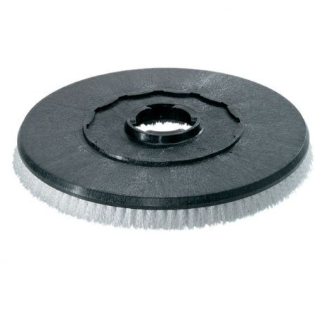 Brosse-disque, moyen, rouge, 200 mm Karcher 6.994-116.0