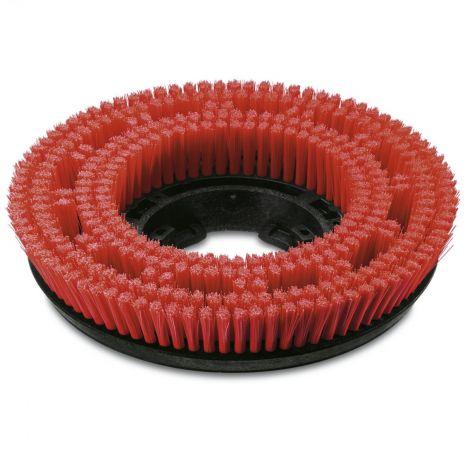 Brosse-disque, moyen, rouge, 385 mm Karcher 6.907-151.0