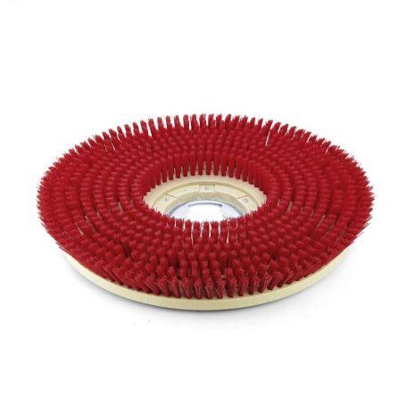 Brosse-disque, moyen, rouge, 508 mm Karcher 6.371-206.0