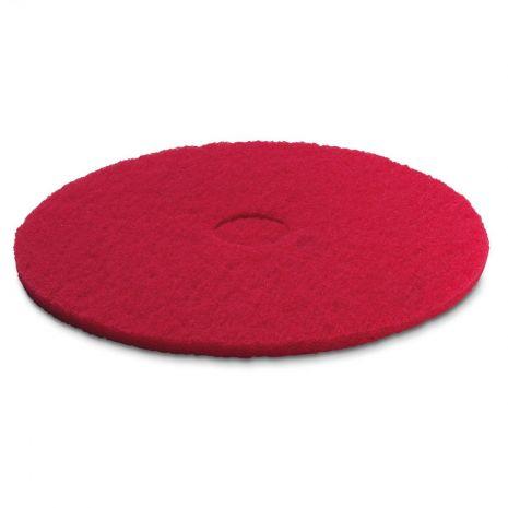 Pad, moyennement souple, rouge, 405 mm Karcher 6.371-147.0