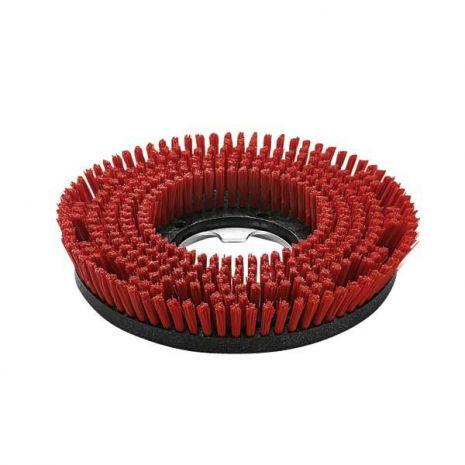 Brosse-disque, moyen, rouge, 430 mm Karcher 6.369-895.0