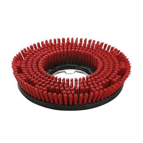 Brosse-disque, moyen, rouge, 330 mm Karcher 6.369-890.0