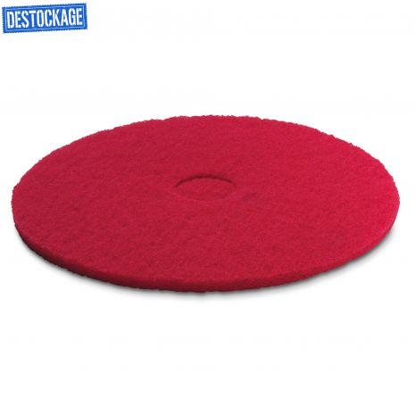 Pad, moyennement souple, rouge, 356 mm Karcher 6.369-003.0