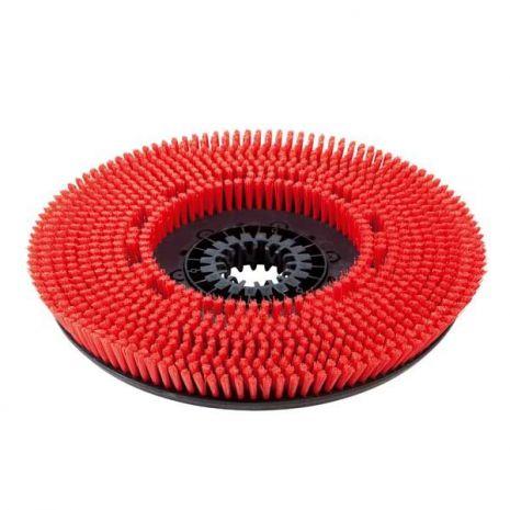 Brosse-disque, moyen, rouge, 510 mm Karcher 4.905-026.0