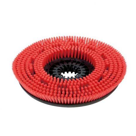 Brosse-disque, moyen, rouge, 430 mm Karcher 4.905-022.0