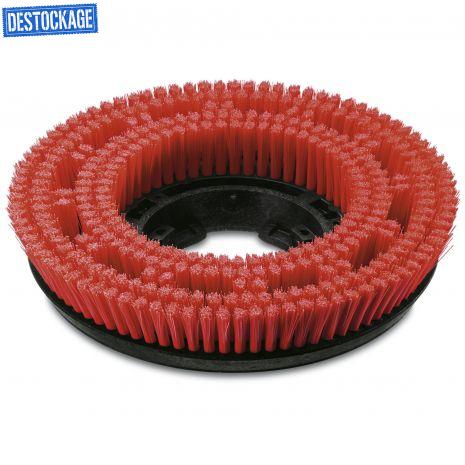 Brosse-disque, moyen, rouge, 300 mm Karcher 4.905-014.0