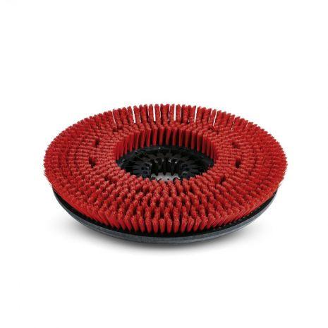 Brosse-disque, moyen, rouge, 450 mm Karcher 4.905-003.0