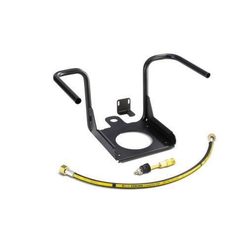 Kit support de tambour-enrouleur automatique pour gamme HDS M/S Karcher 2.643-040.0