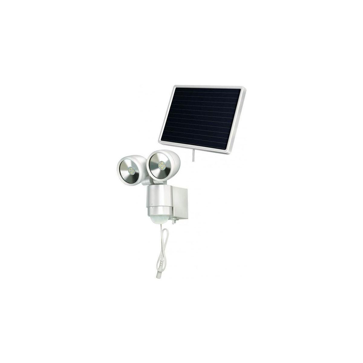 Noir Brennenstuhl Spot Solaire Lampe Outils 2x4 Ip44 fr Led rBostxChdQ