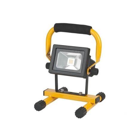 Projecteur portable a batterie 10w