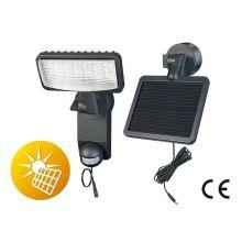 Lampe LED murale Solaire avec détecteur de mouvements infrarouge