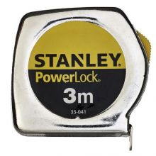 Mesure 3M X 19Mm Powerlock Classic Metal Stanley 0-33-041