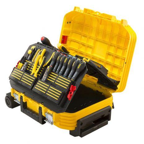 Valise De Maintenance A Roulettes Fatmax + 100 Pcs Stanley FMST1-75530