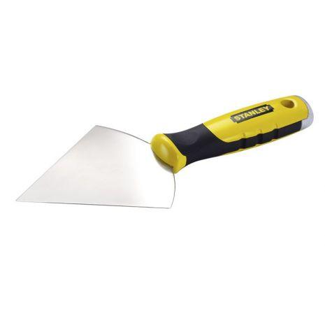 Spatule De Platrier Asymetrique Pour Angles A 90° Lame Inox Stanley STHT0-26089